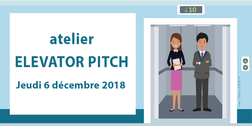 Atelier Elevator Pitch